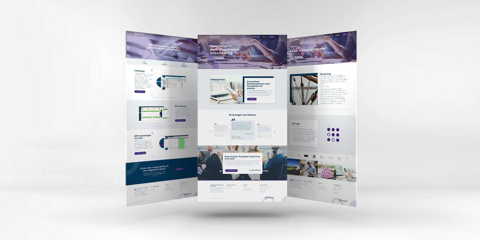 Yourstyle-9knots-huisstijlontwikkeling-website-ontwerp